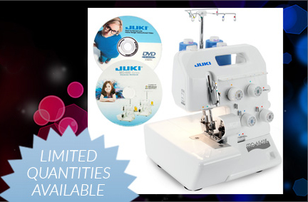 Juki 654 Serger Black Friday Sale 2017
