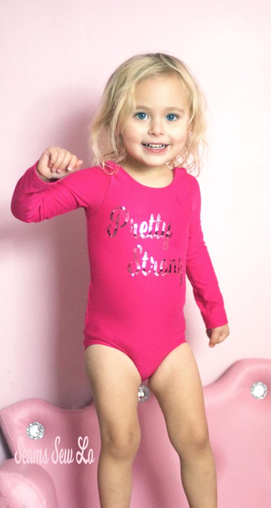 Leotard Sewing Pattern For Gymnastics And Ballet Juliet Petite